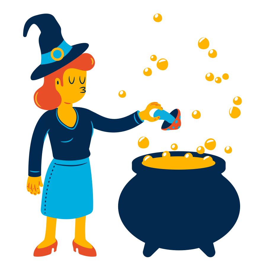 style Witch potion Vector images in PNG and SVG | Icons8 Illustrations