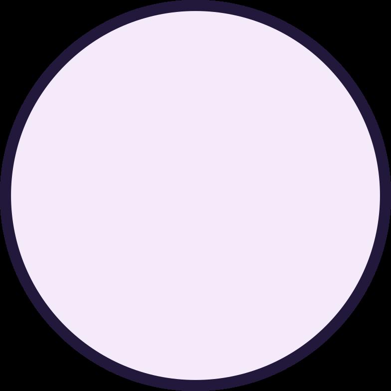 design  circle Clipart illustration in PNG, SVG