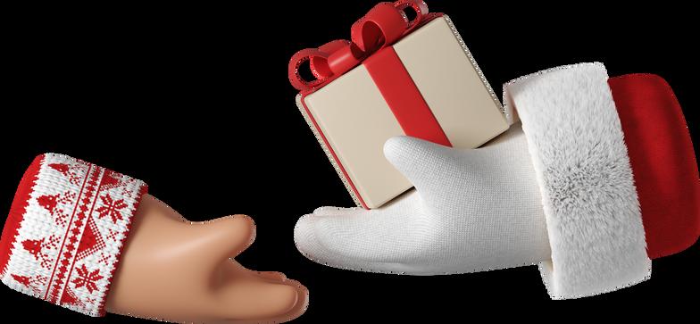 hands present Clipart illustration in PNG, SVG