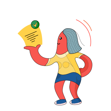 style Approved document images in PNG and SVG | Icons8 Illustrations