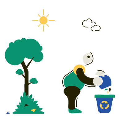 style Environmental pollution images in PNG and SVG | Icons8 Illustrations