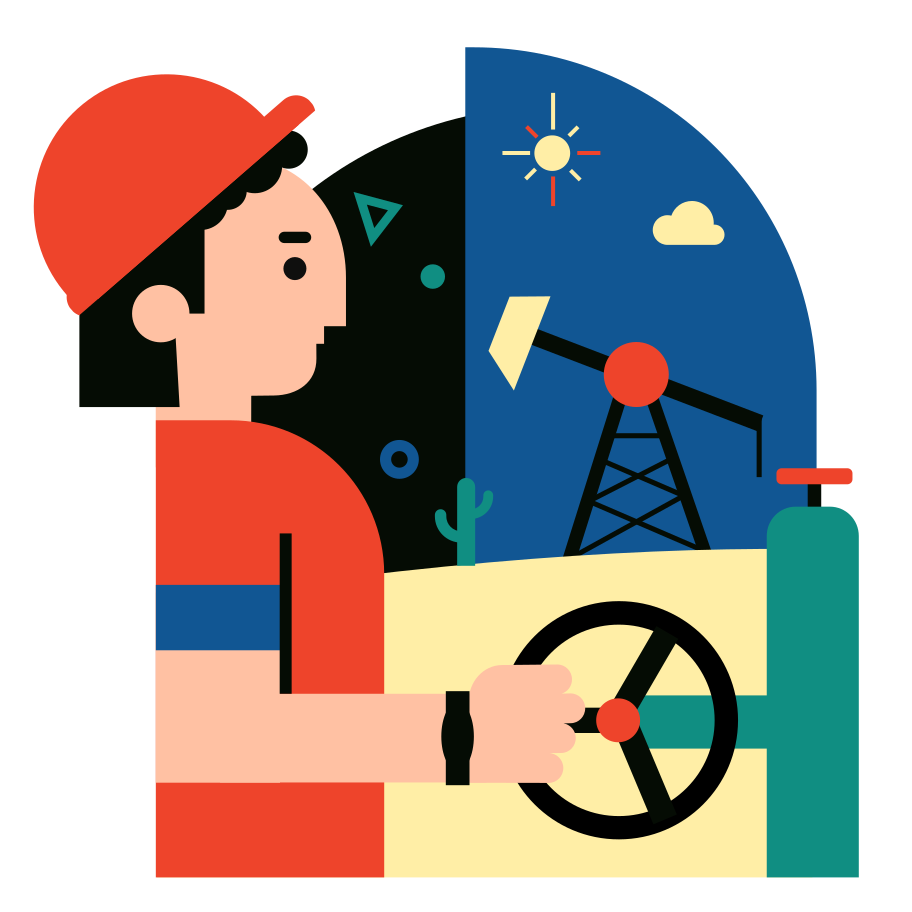 style Oilman Vector images in PNG and SVG | Icons8 Illustrations