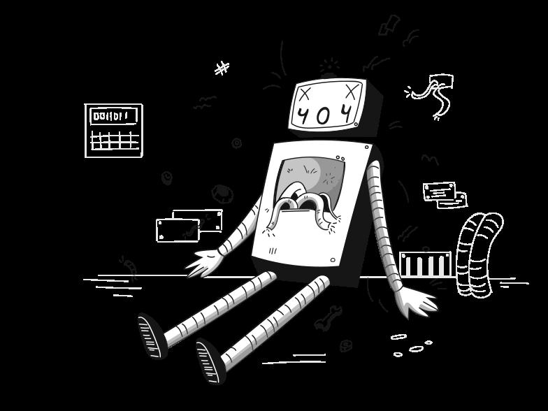 Error Clipart illustration in PNG, SVG