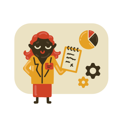 style Businesswoman  images in PNG and SVG | Icons8 Illustrations