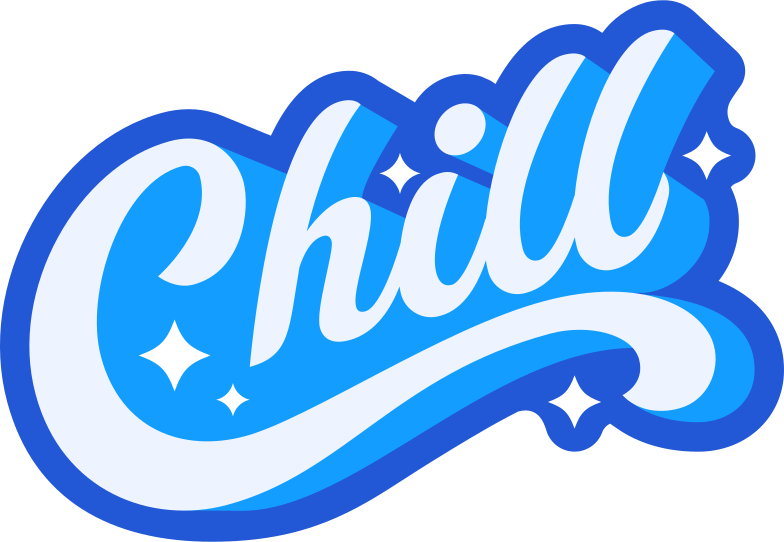 chill Clipart illustration in PNG, SVG