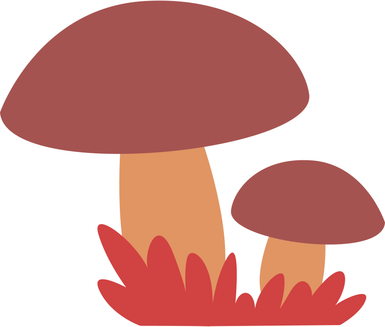 style mushrooms Vector images in PNG and SVG | Icons8 Illustrations