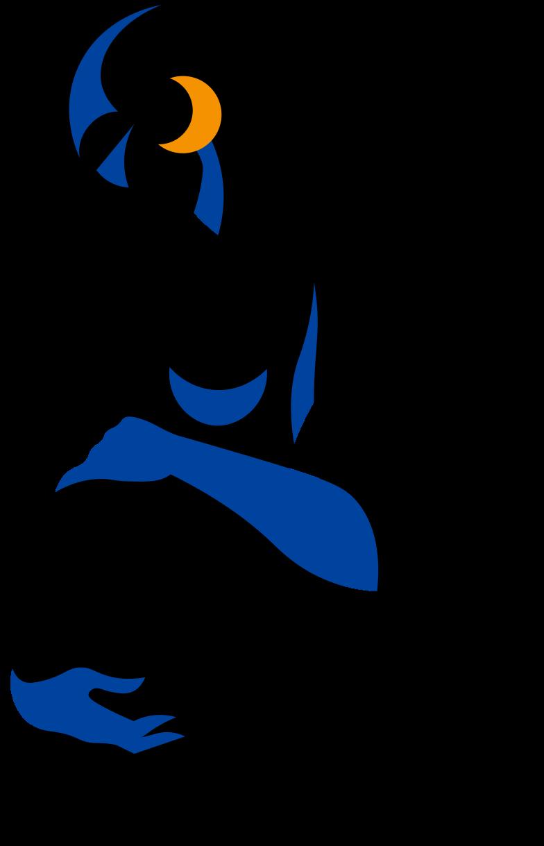 Immagine Vettoriale Donna nera incinta in PNG e SVG in stile  | Illustrazioni Icons8