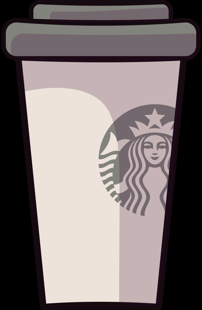 design  starbucks Clipart illustration in PNG, SVG