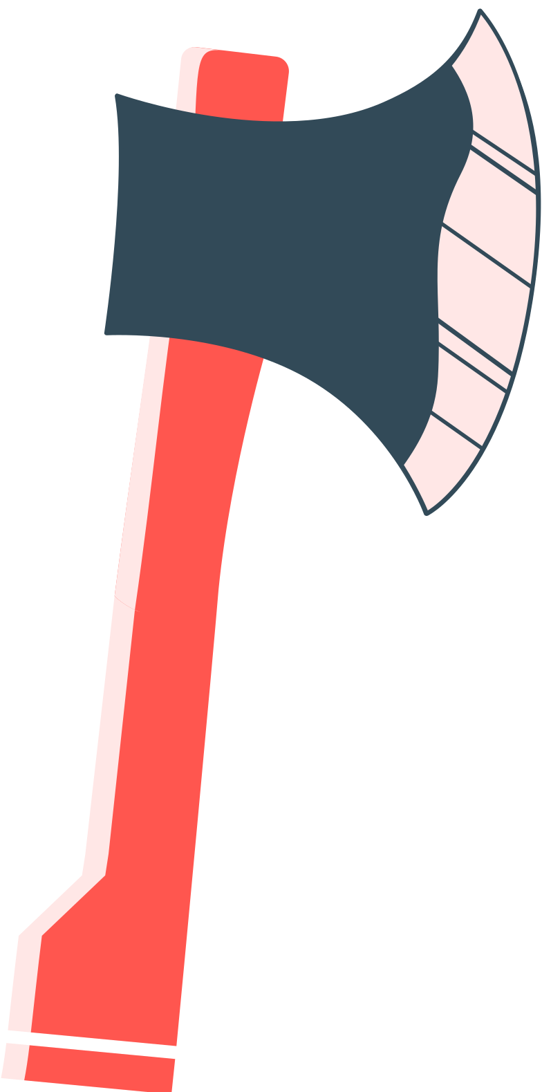 axe Clipart illustration in PNG, SVG
