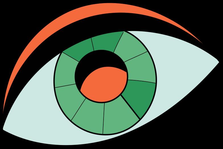 Иллюстрация глаз в стиле  в PNG и SVG | Icons8 Иллюстрации