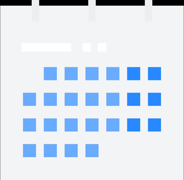 Vektorgrafik im  Stil wandkalender als PNG und SVG | Icons8 Grafiken