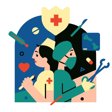 style Health care images in PNG and SVG | Icons8 Illustrations