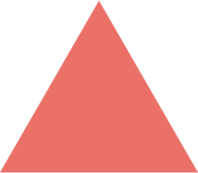 triangle pink antique Clipart illustration in PNG, SVG