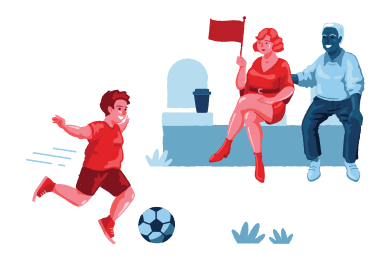 style Family support images in PNG and SVG | Icons8 Illustrations