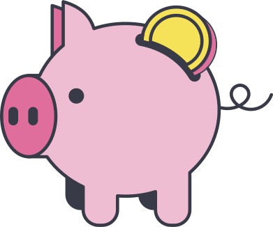 style sparschwein images in PNG and SVG | Icons8 Illustrations