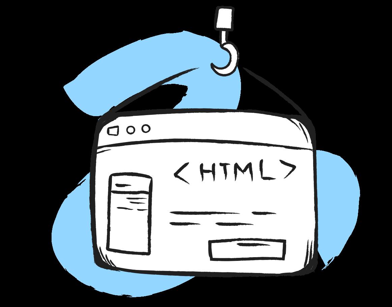 Building website Clipart illustration in PNG, SVG