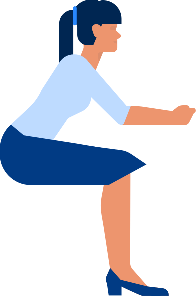 style woman sitting at a table images in PNG and SVG   Icons8 Illustrations