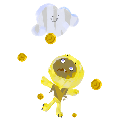 style Money Rain images in PNG and SVG   Icons8 Illustrations