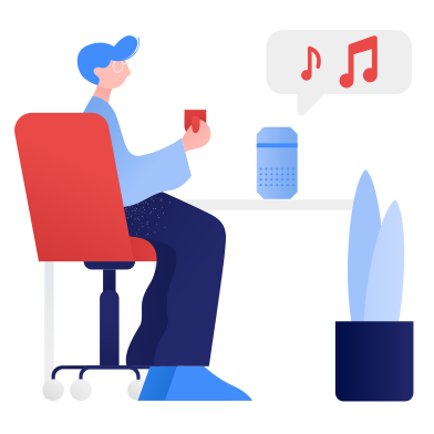 style Smart speaker images in PNG and SVG | Icons8 Illustrations