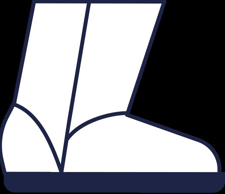 uggi Clipart illustration in PNG, SVG
