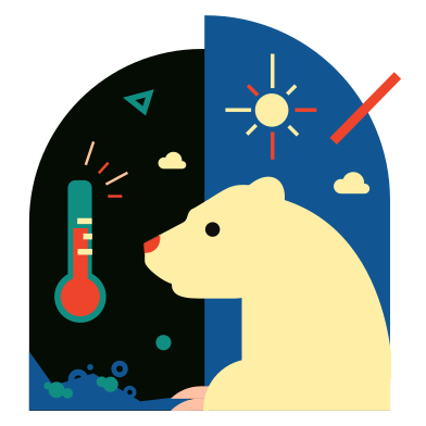 style Global warming images in PNG and SVG | Icons8 Illustrations