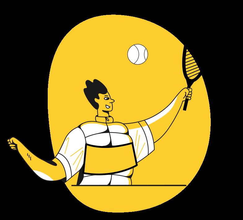 Imágenes vectoriales Tenis en PNG y SVG estilo  | Ilustraciones Icons8