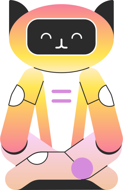 style robot cat images in PNG and SVG | Icons8 Illustrations