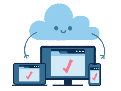 style SaaS images in PNG and SVG | Icons8 Illustrations
