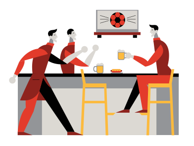 style Sports bar images in PNG and SVG | Icons8 Illustrations
