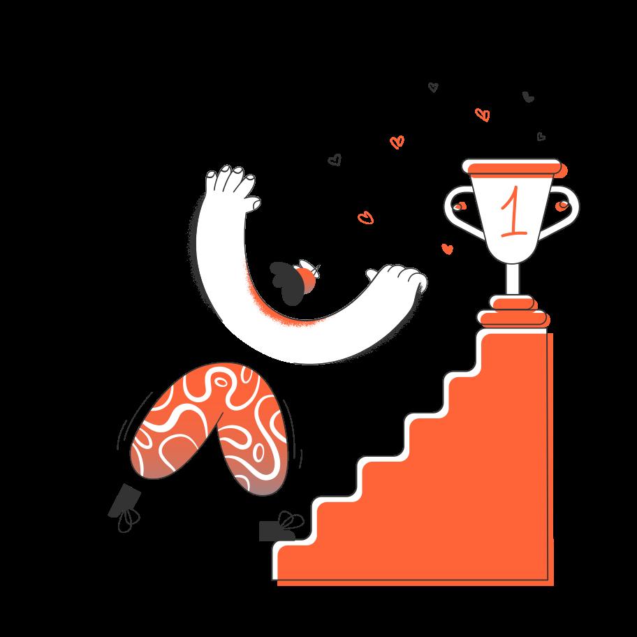 Goal Clipart illustration in PNG, SVG