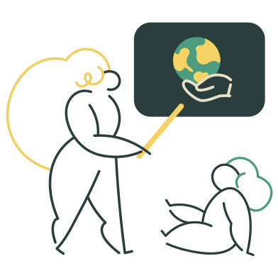 style Learning to love the planet images in PNG and SVG | Icons8 Illustrations