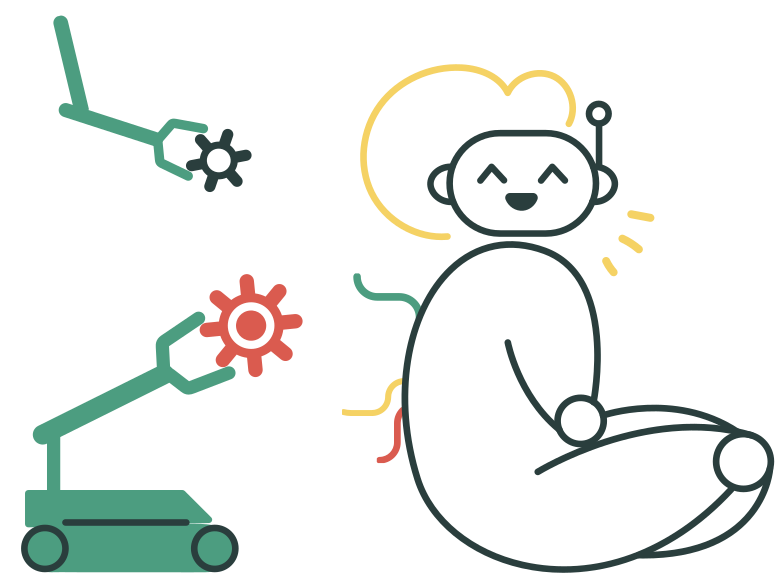 Maintenance Clipart illustration in PNG, SVG