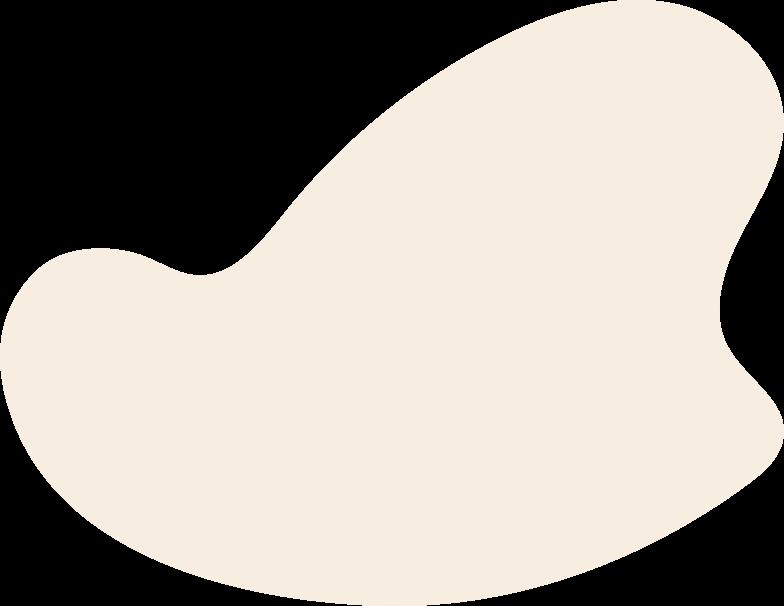 shape beige Clipart illustration in PNG, SVG