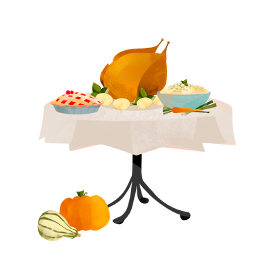style Festive table images in PNG and SVG | Icons8 Illustrations