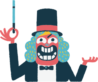 style magician images in PNG and SVG | Icons8 Illustrations