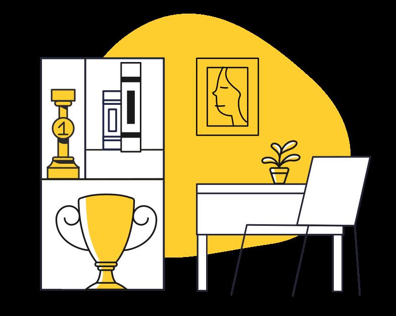 Style  Intérieur de la maison Images vectorielles en PNG et SVG | Icons8 Illustrations