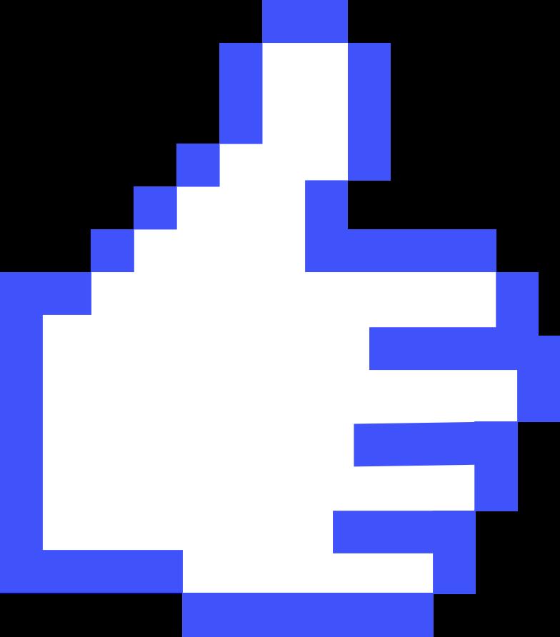 Imagem vetorial de thumbs up estilo  em PNG e SVG | Ilustrações do Icons8
