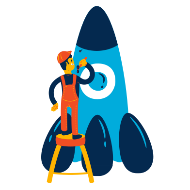 style Rocket maintenance images in PNG and SVG | Icons8 Illustrations