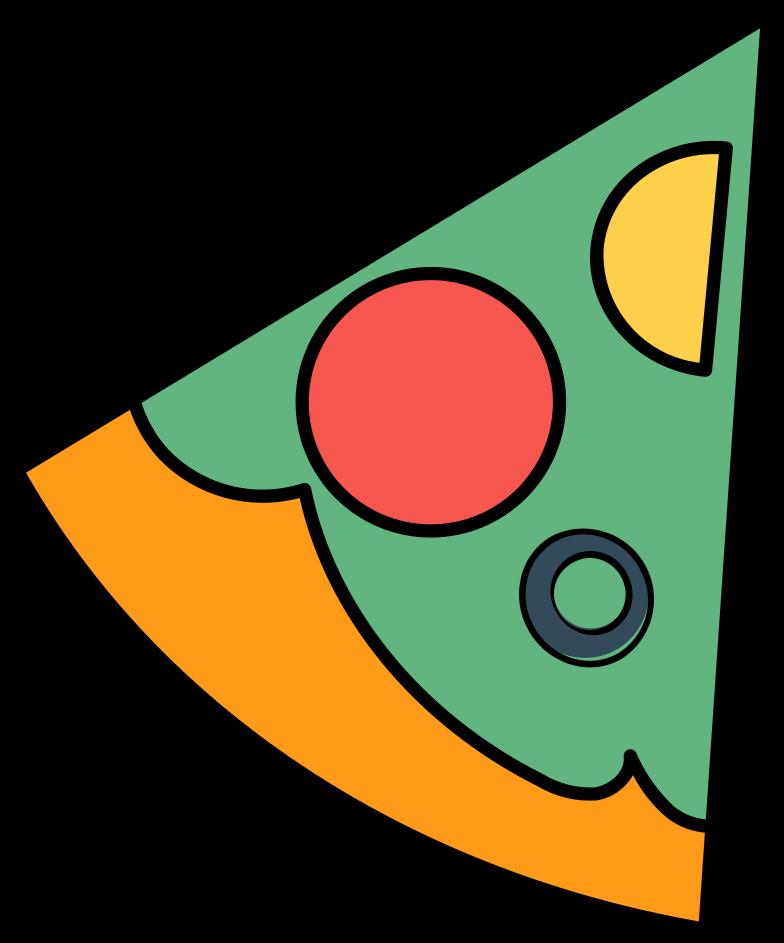 Imágenes vectoriales pedazo de pizza en PNG y SVG estilo  | Ilustraciones Icons8