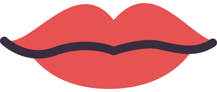 lips Clipart illustration in PNG, SVG
