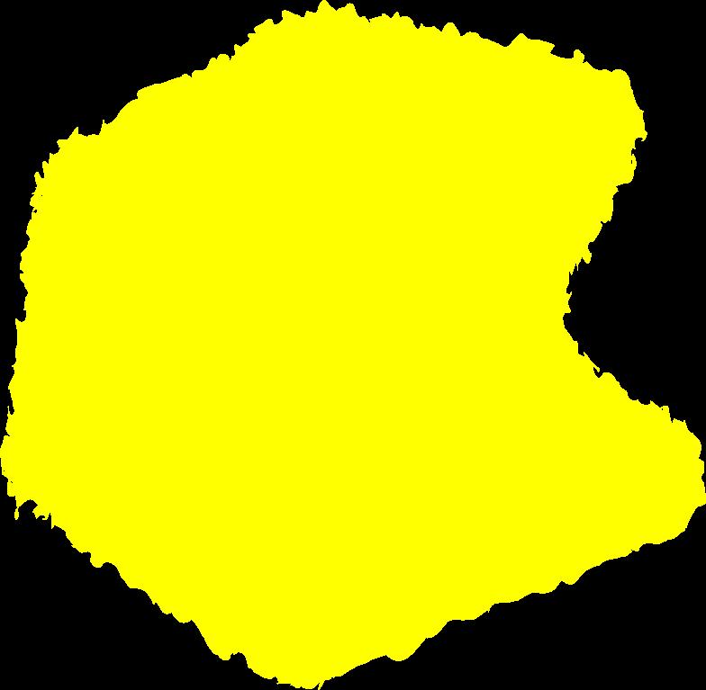 Иллюстрация желтый многоугольник в стиле  в PNG и SVG | Icons8 Иллюстрации