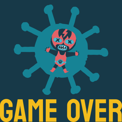 style Game over images in PNG and SVG | Icons8 Illustrations