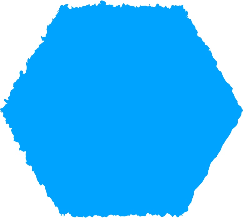 style hexagon sky blue Vector images in PNG and SVG | Icons8 Illustrations