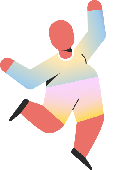 style chubby child jumping images in PNG and SVG | Icons8 Illustrations