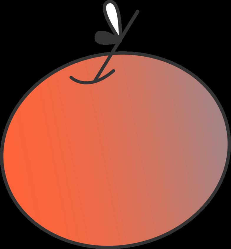 delivery 2  apple Clipart illustration in PNG, SVG