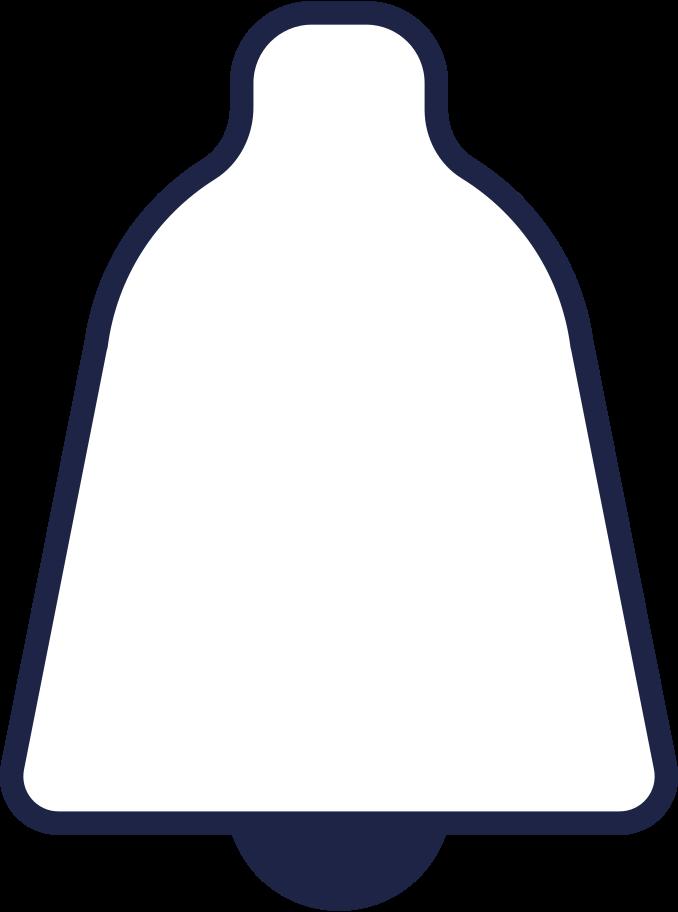 bell Clipart illustration in PNG, SVG