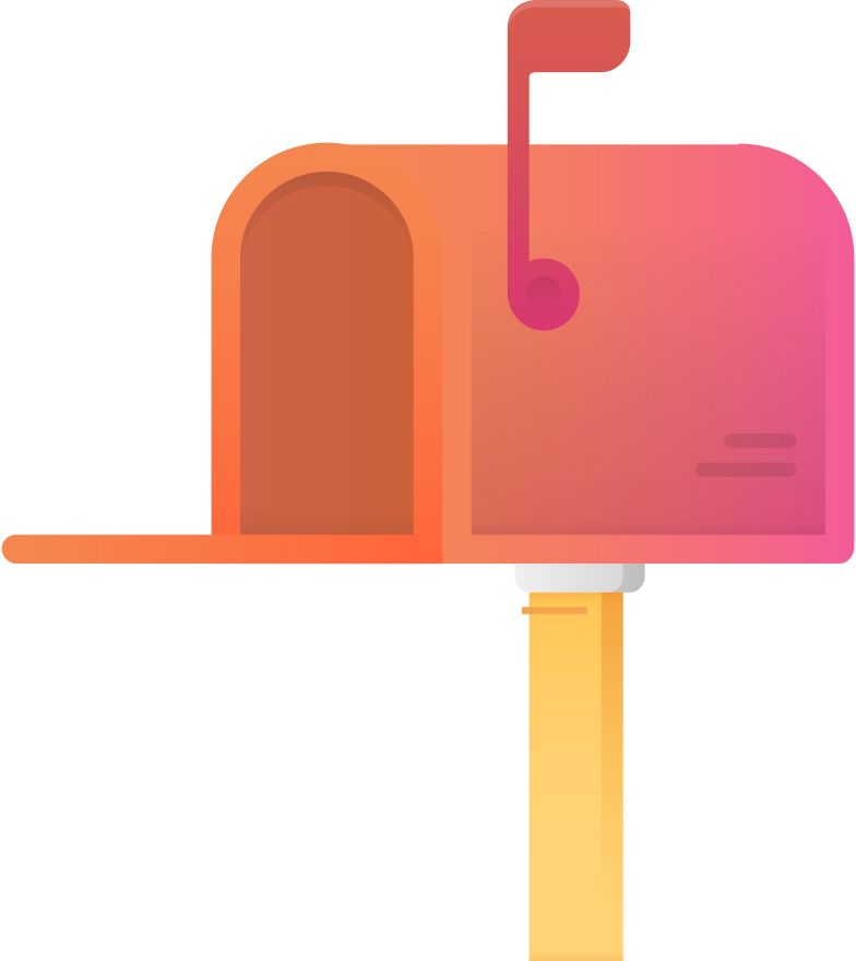 mail-box Clipart illustration in PNG, SVG