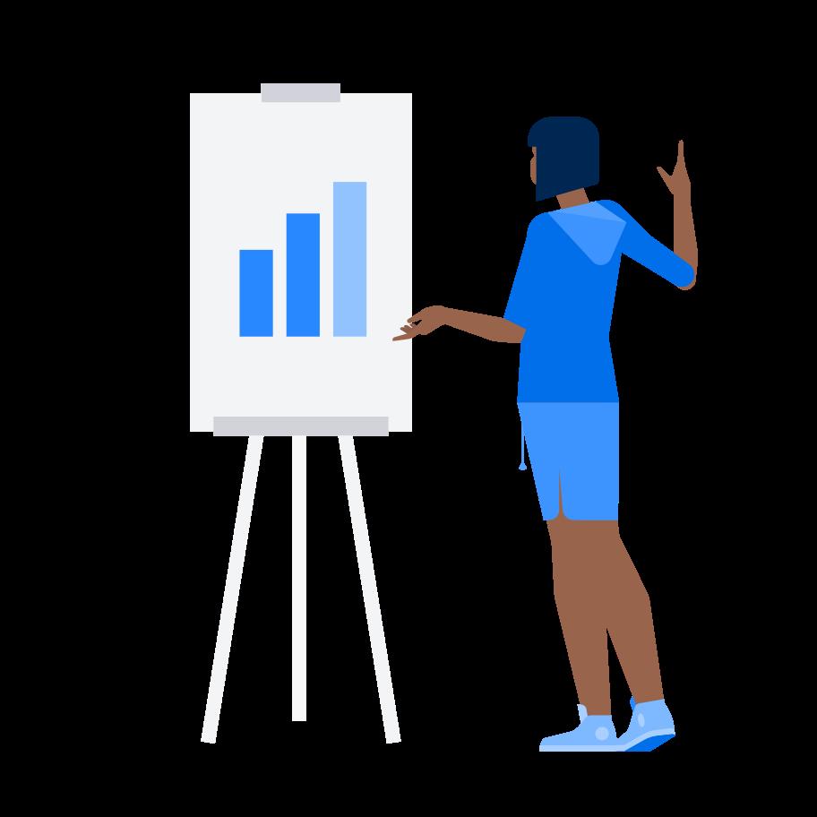 Business plan Clipart illustration in PNG, SVG