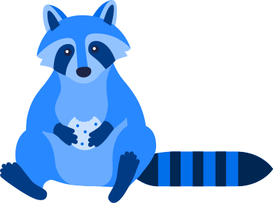 style raccoon images in PNG and SVG | Icons8 Illustrations