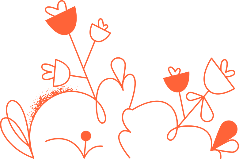 plant composition Clipart illustration in PNG, SVG